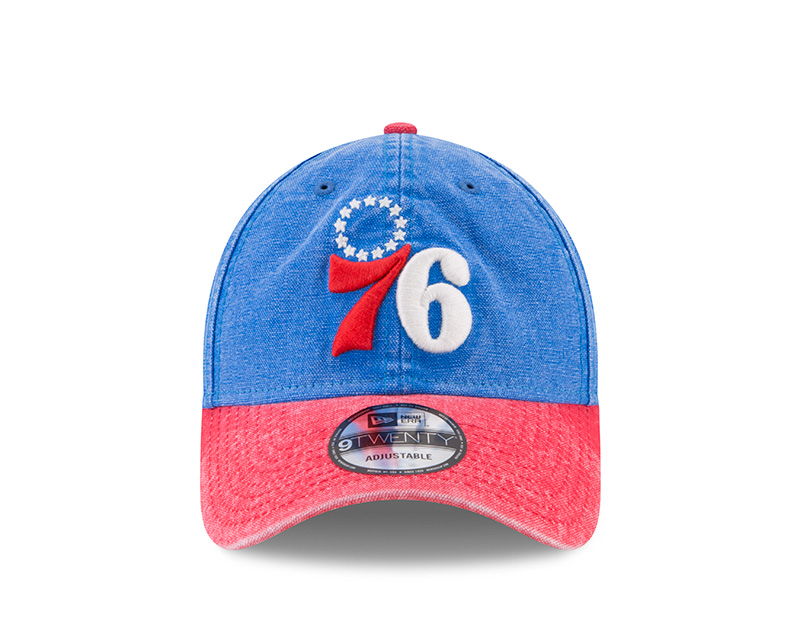 Philadelphia 76ers Men's City Edition 9Fifty Snapback Cap by New Era