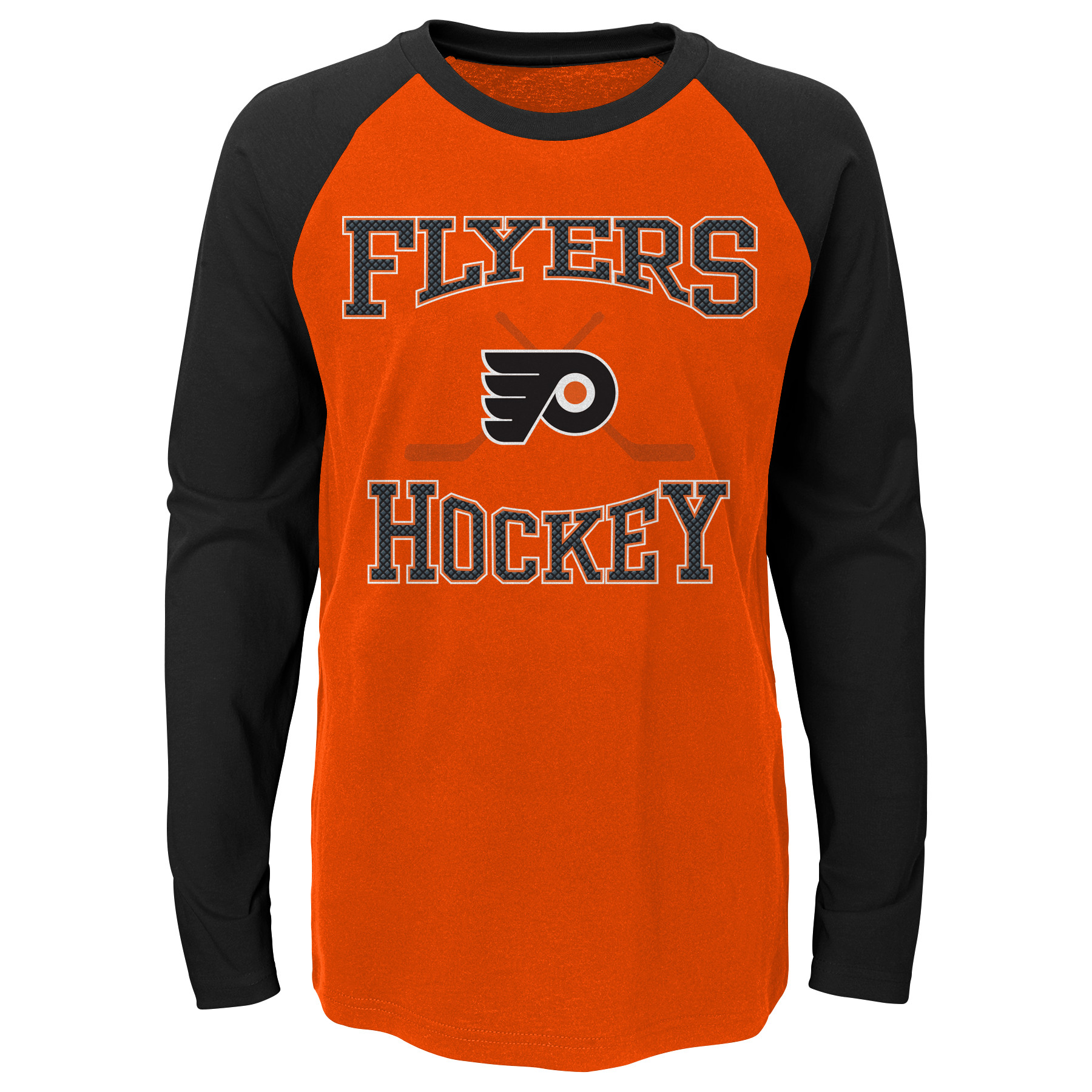 a1dce5a23 Philadelphia Flyers Youth Morning Skate Long Sleeve Tee by Outerstuff