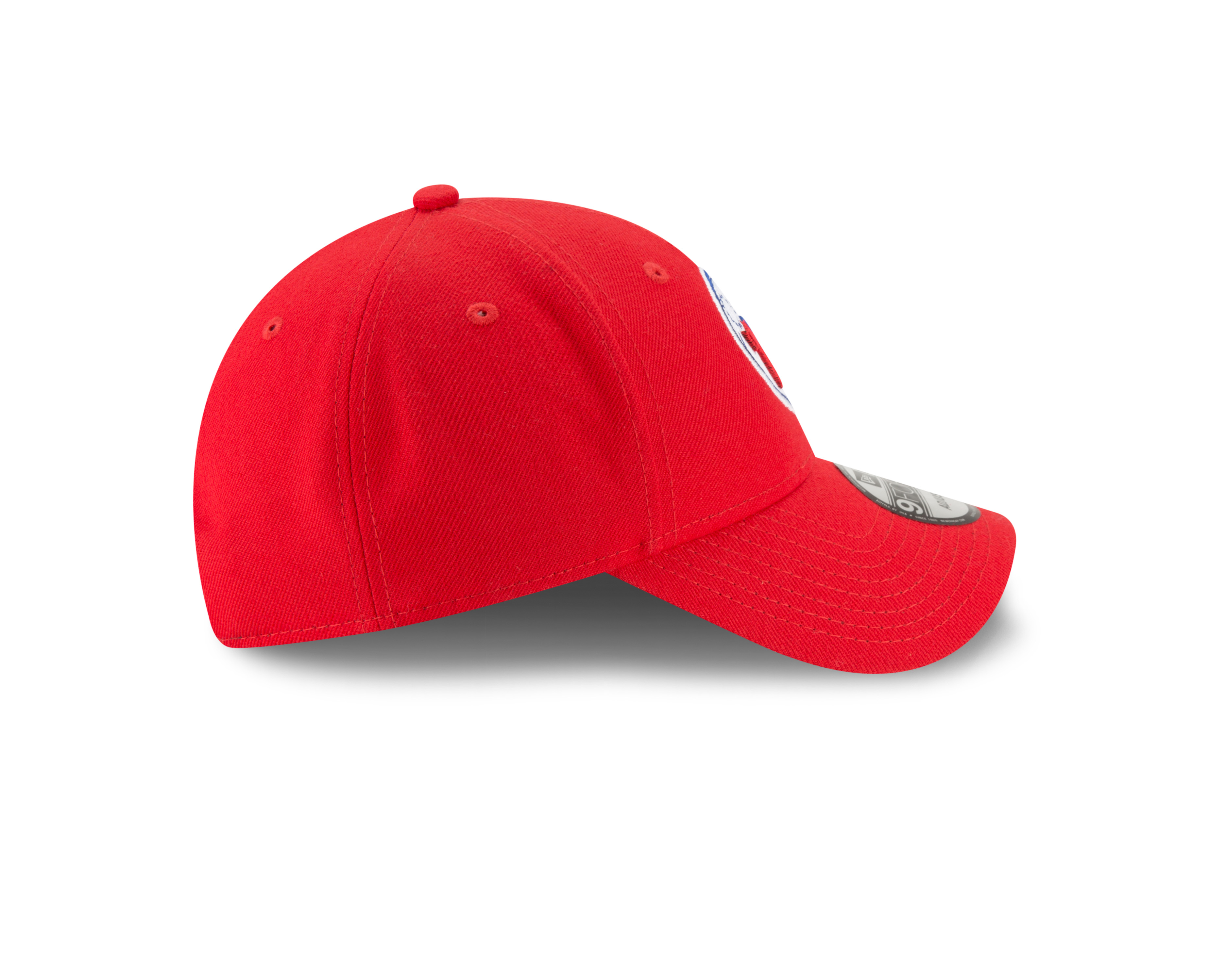 new style a136e 2374b Philadelphia 76ers Men s Red Free Throw 9Forty Cap by New Era
