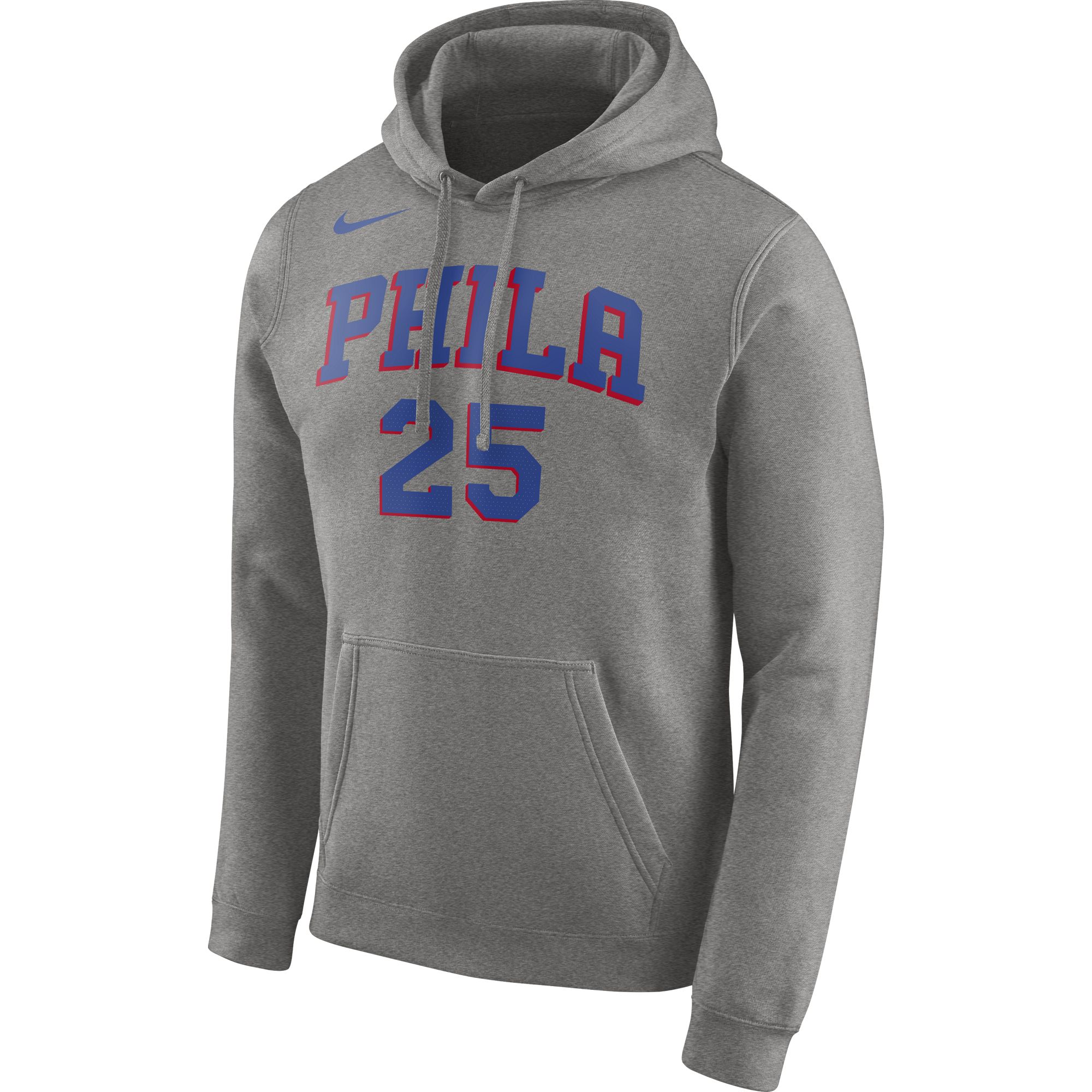 a125878a1 Philadelphia 76ers Men s Ben Simmons Player Hoodie by Nike - Wells ...
