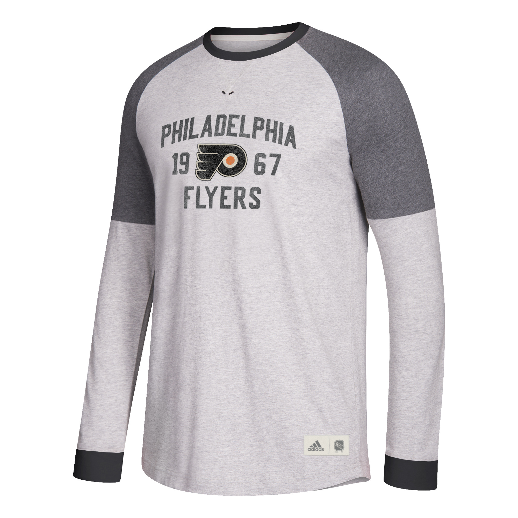 514245fe2 Philadelphia Flyers Men s Authentic Training Tee by Adidas - Wells Fargo  Center - Official Online Store