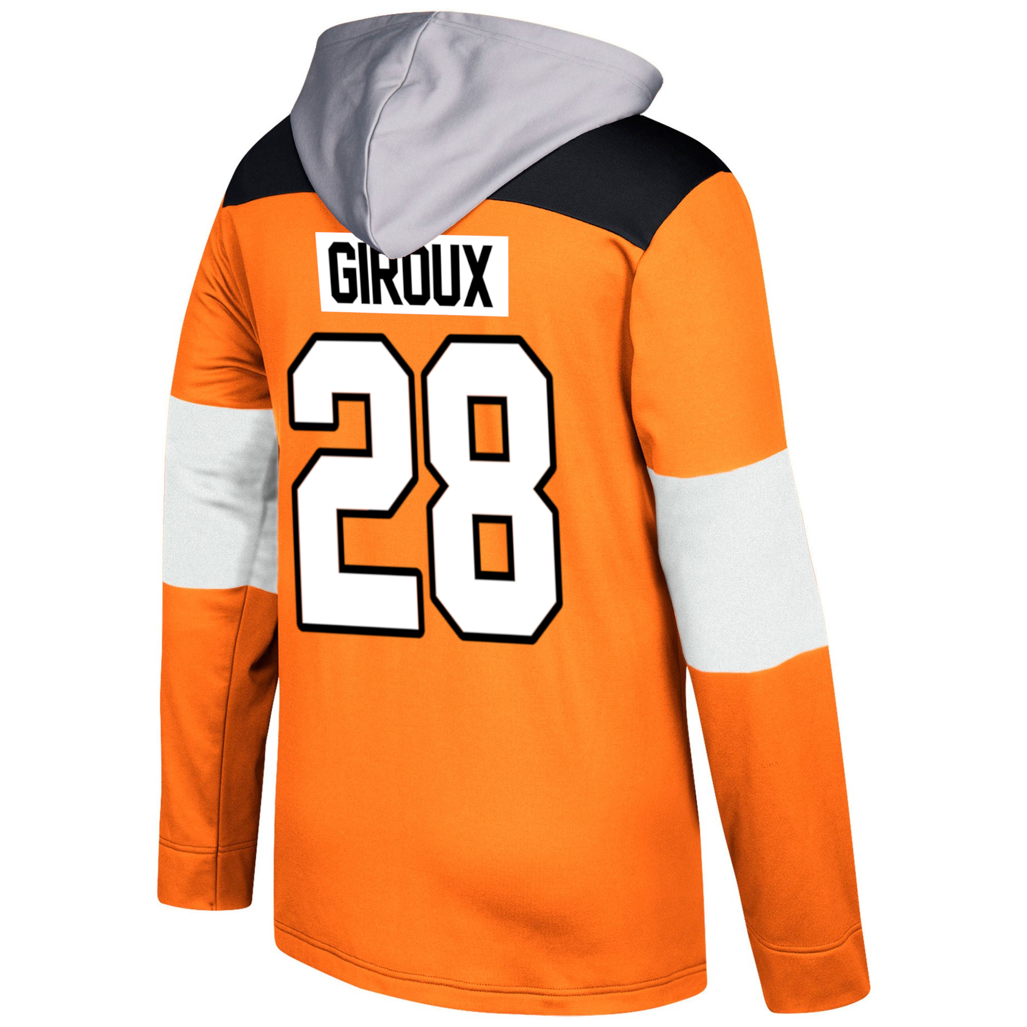 8a5098f58 Philadelphia Flyers Men s 2018 Platinum Jersey Hoodie by Adidas - Wells  Fargo Center - Official Online Store