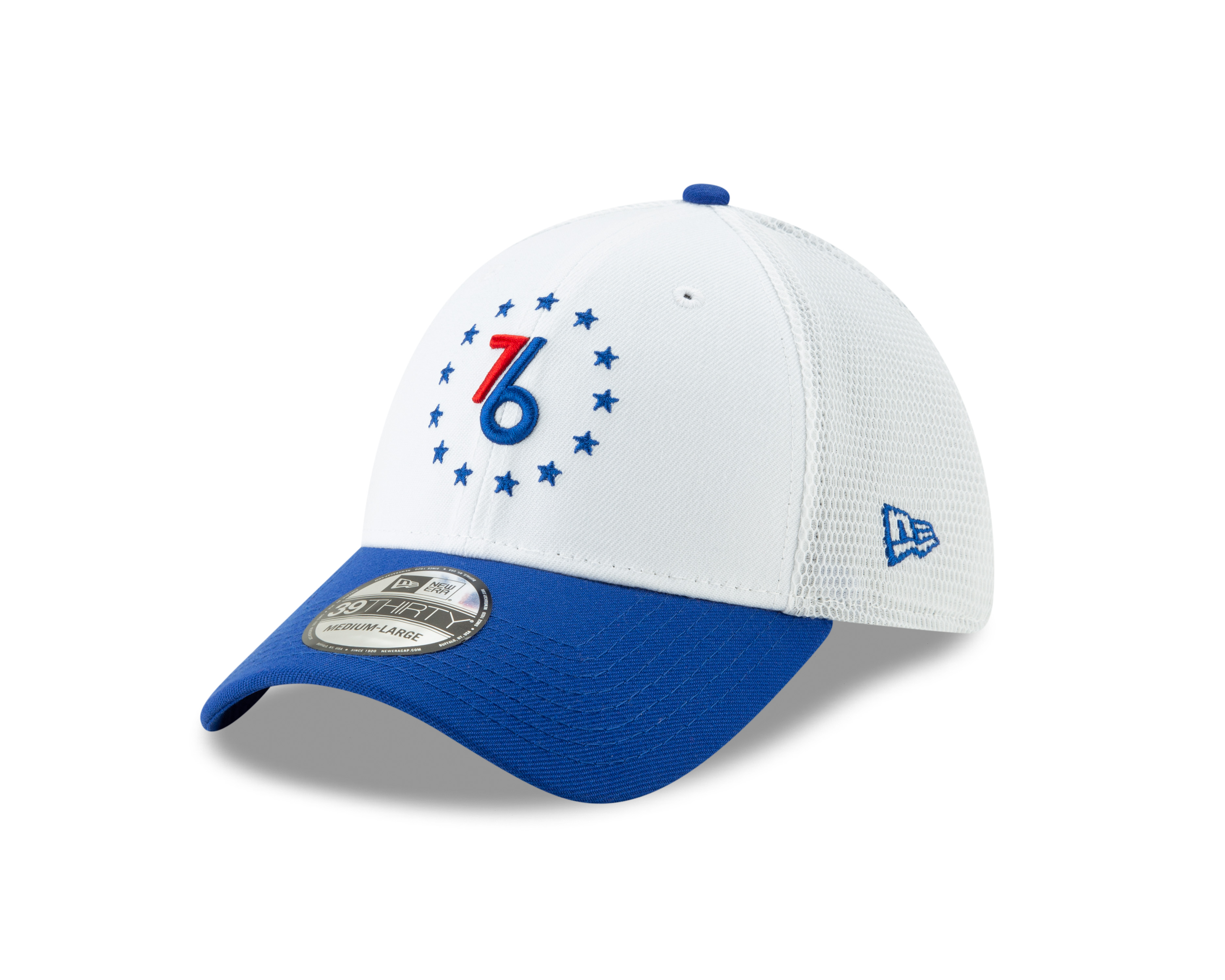 Philadelphia 76ers Men s Earned Edition 39Thirty Cap by New Era ... 22187bab2d32