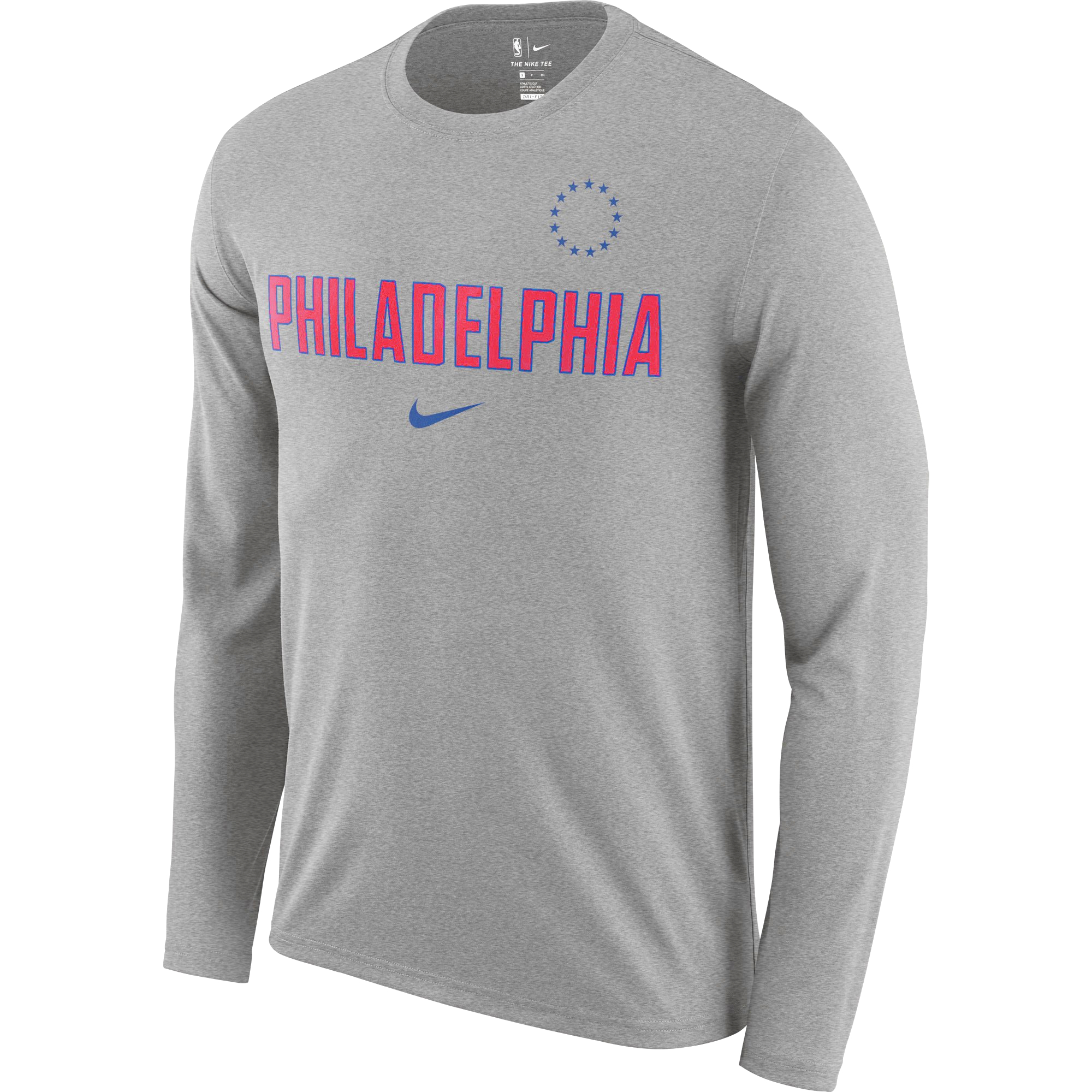 1edd2f15adcd Philadelphia Flyers Men s Club Scramble Long Sleeve Tee by  47 Brand -  Wells Fargo Center - Official Online Store