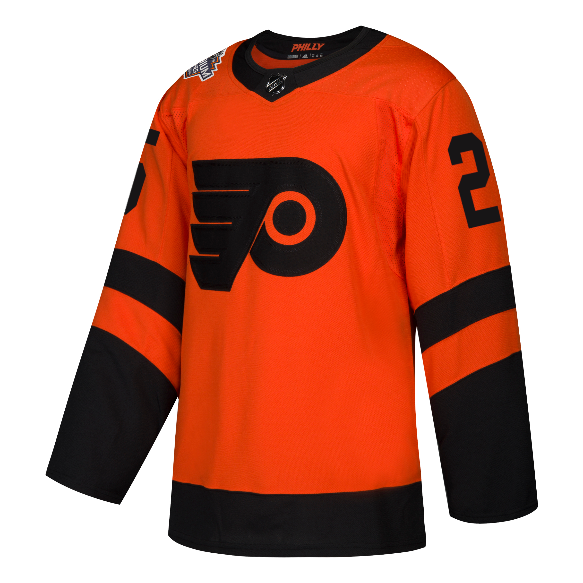 save off caf22 a3a4a Philadelphia Flyers Men's 2019 Stadium Series Gostisbehere Jersey by Adidas