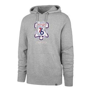 69.99 Philadelphia 76ers Men s Phila Unite Headline Hoodie by  47 Brand.  SIGN UP TO RECEIVE SPECIAL OFFERS AND DISCOUNTS 785bdcc4f