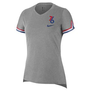 Philadelphia 76ers Men s 2018 City Edition DNA Essential Tee by Nike ... c2656e307