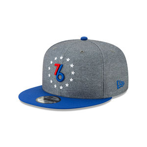 reputable site 4a749 b5734 Philadelphia 76ers Men s Earned Edition 9Fifty Snapback Cap by New Era ·   34.99