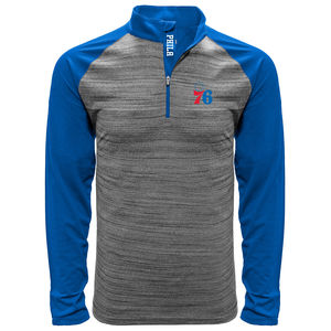 philadelphia 76ers parchment city edition hoodie by nike